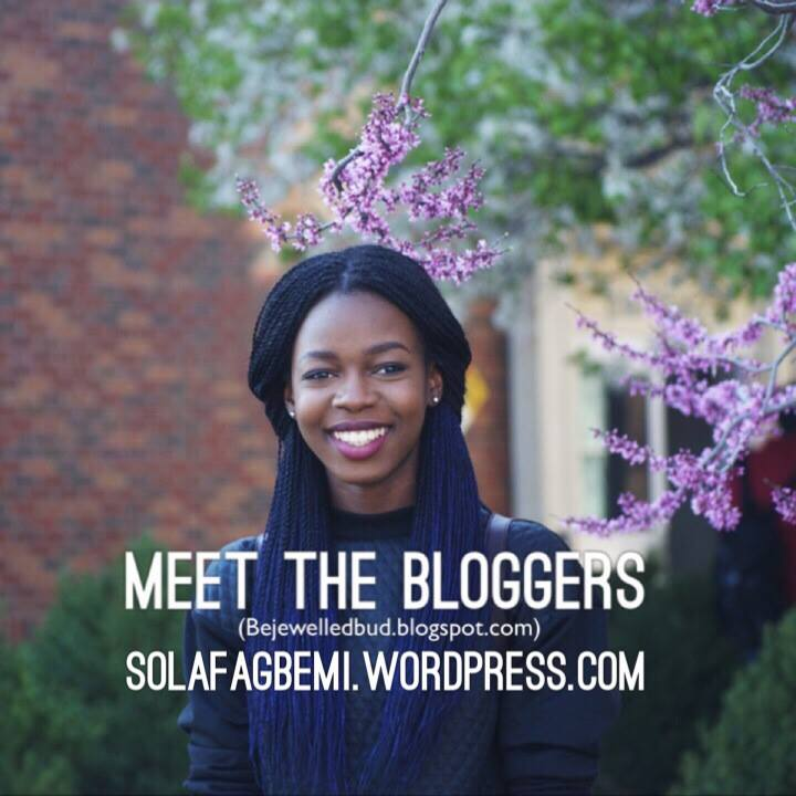 MEET THE BLOGGERS: Day 1