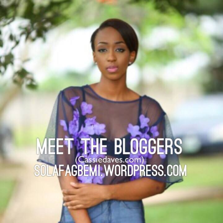MEET THE BLOGGERS: Day 7