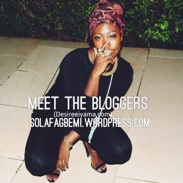 MEET THE BLOGGERS: Day 5