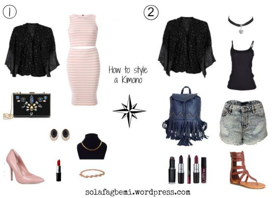 LUST LIST || 4 MUST HAVE OUTFITS
