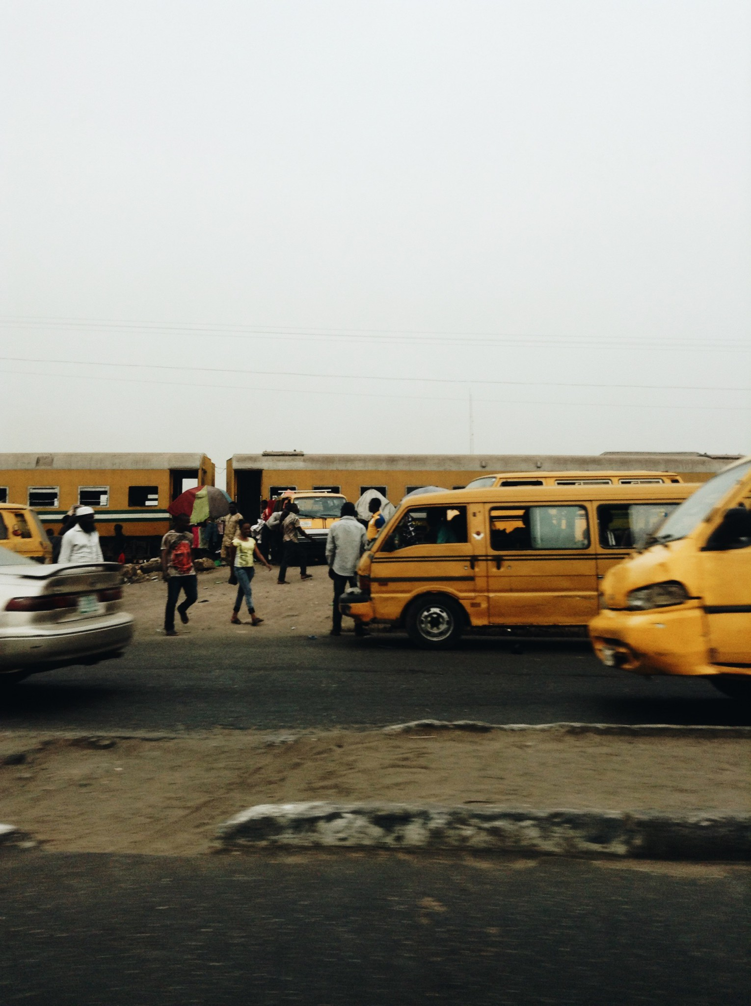 The Lagos tourist and my Arik experience
