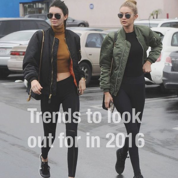 Trends to look out for in 2016