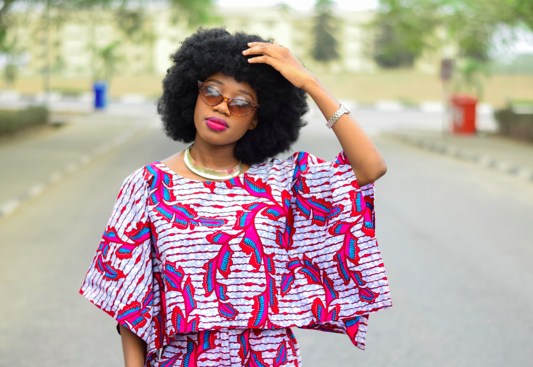 Afro and Ankara Vibes