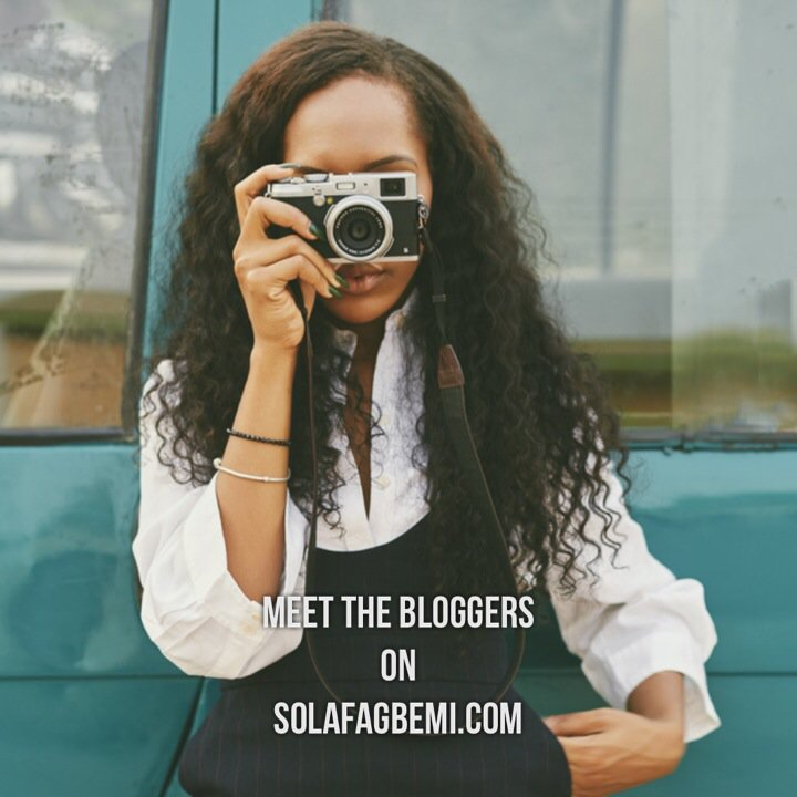 Meet The Bloggers: Hadiza Lawal